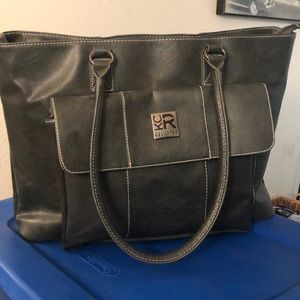 Kenneth Cole Laptop Tote. Like new!